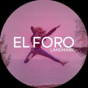 El Foro Landmark